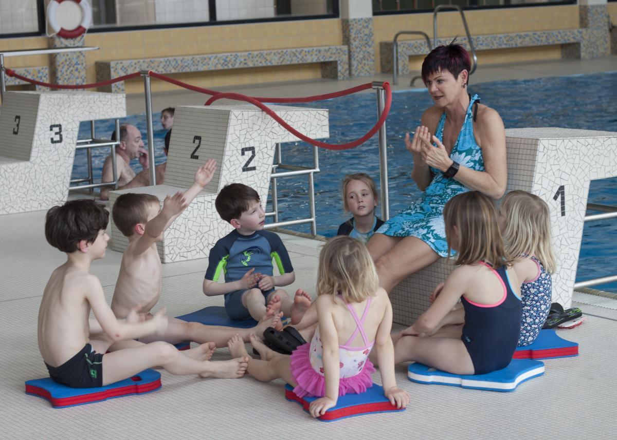 Schwimmschule Saarbrücken