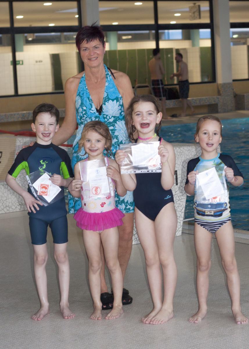 Schwimmschule Saarbrücken Seepferdchen